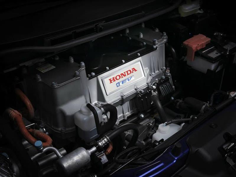 Honda y Hitachi crean una fábrica de motores para autos eléctricos
