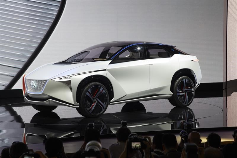 Nissan IMx Crossover Concept debuta