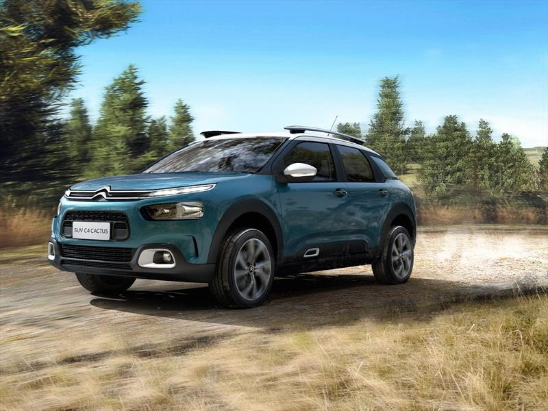 Nuevo Citroën C4 Cactus Mercosur confirma el 1.6 THP