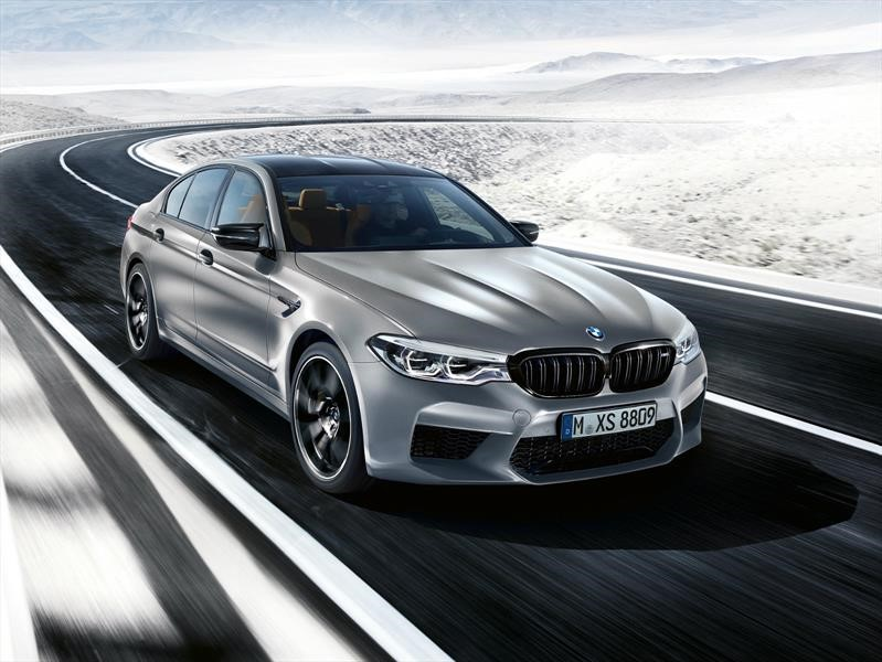 BMW M5 Competition mejora lo inmejorable