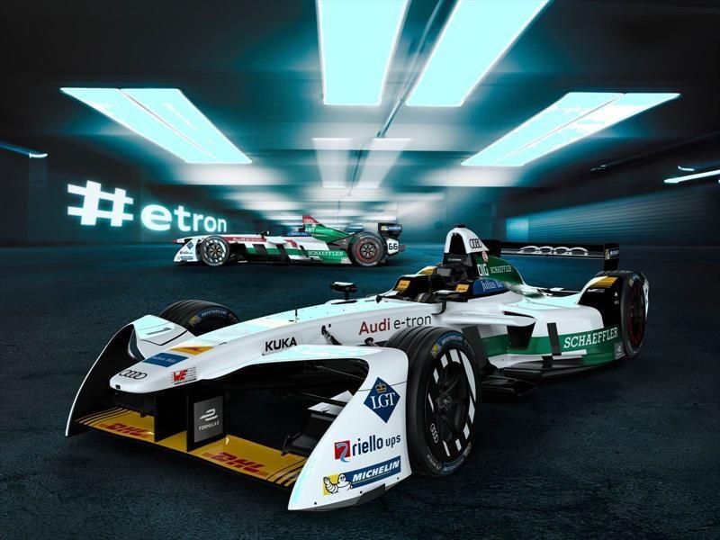 Audi e-tron FE04, el nuevo monoplaza para la Fórmula E