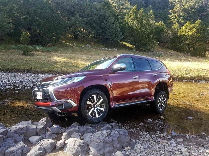 Mitsubishi Montero Sport 2018 llega a México desde $609,900 pesos