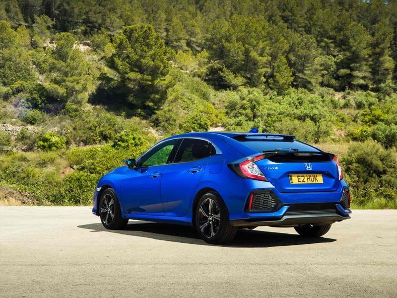 Rumores indican que Honda podría producir el Civic Hatchback en los EE.UU.