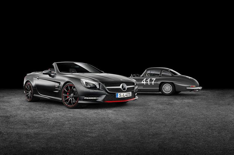 Mercedes-Benz SL 417 Mille Miglia, un homenaje espectacular