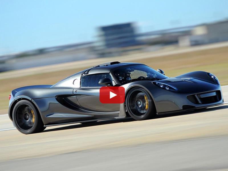 Venom Gt 2017 >> Hennessey Venom GT es otra vez el auto más rápido del ...