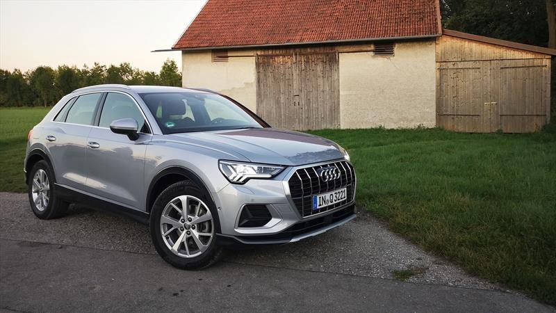 Probando el Audi Q3 2020 desde Alemania