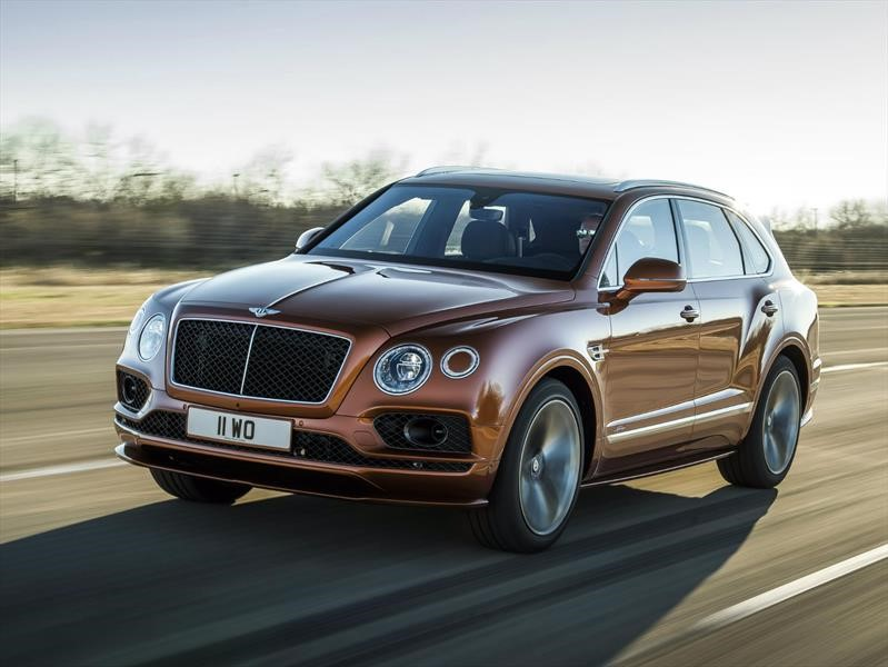 Bentayga Speed confirma que Bentley tiene el SUV más poderoso y rápido del mundo