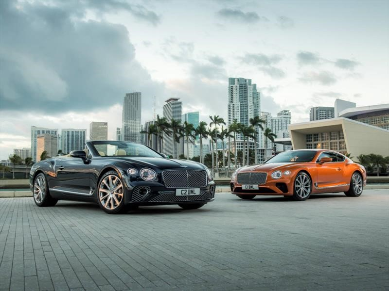 Bentley Continental GT V8, mismo lujo y confort solo que con menos poder