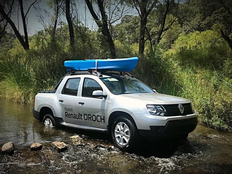 Renault Oroch 2018 llega a México desde $269,900 pesos
