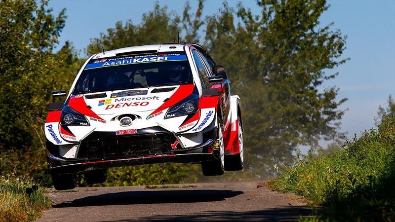 Toyota Motorsport GmbH es una fábrica de autos de carreras, victorias y campeonatos
