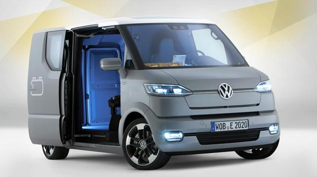 Volkswagen eT! Concept: La reinvención del vehículo de reparto