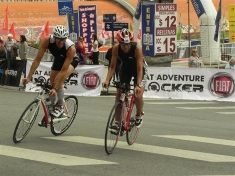 FIAT presente en el Triatlón Olímpico de Mar del Plata