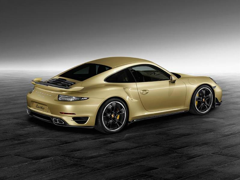 Porsche 911 Turbo y 911 Turbo S con nuevo kit aerodinámico