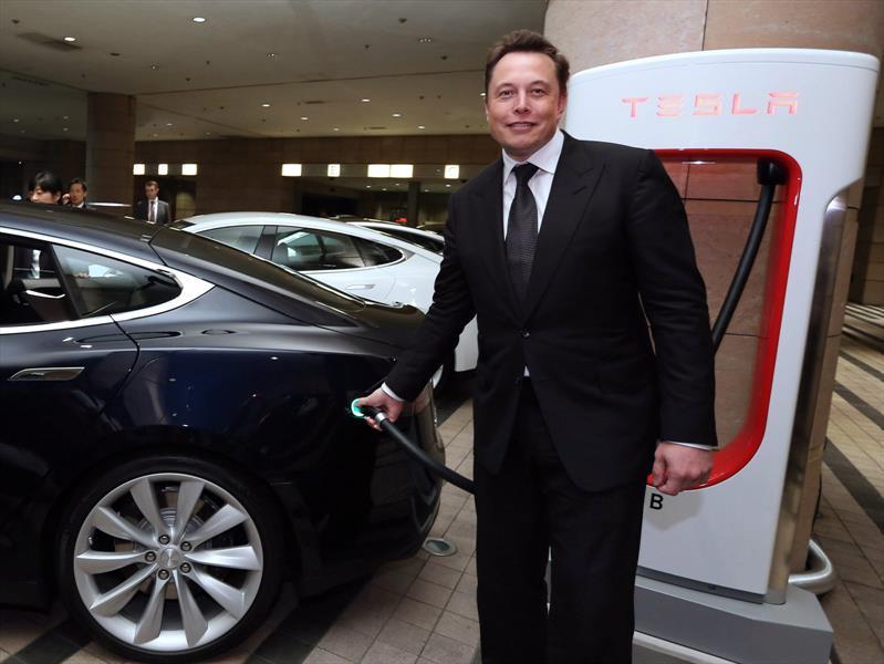 Venta De Carros Usados >> Creador de Tesla es el hombre más influyente en la ...