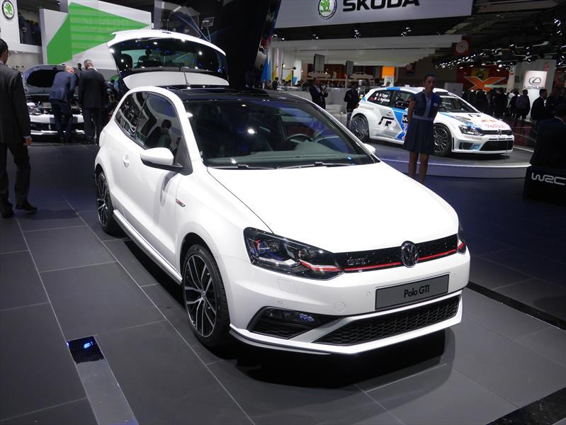 Volkswagen Polo GTI 2015, el pequeño hatch deportivo se renueva