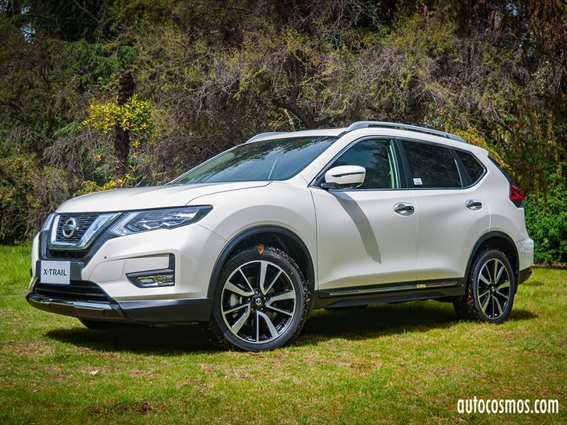 nissan x trail 2018 incorpora nuevas tecnolog as. Black Bedroom Furniture Sets. Home Design Ideas