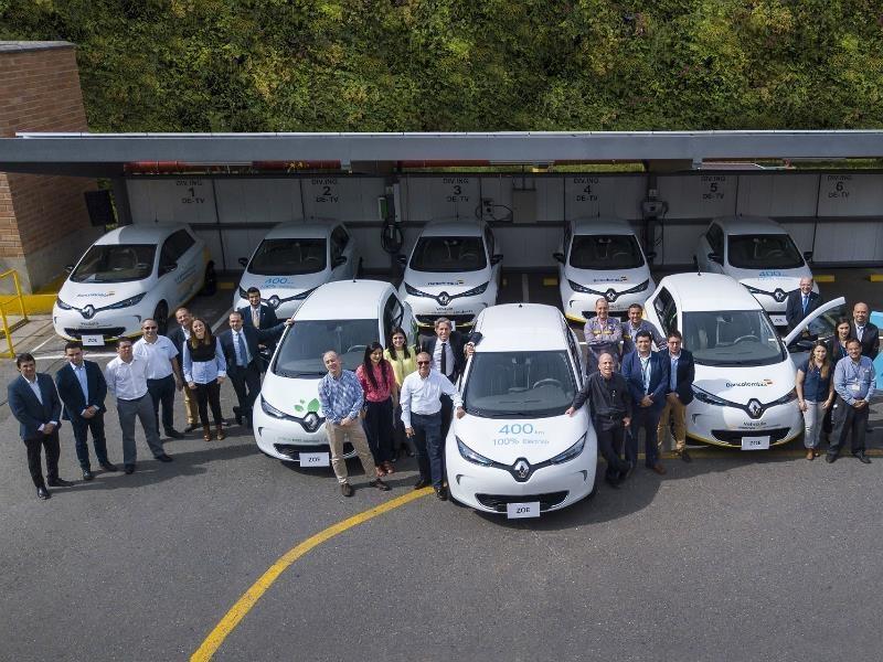 Renault ZOE, a punto de ser una realidad en Colombia