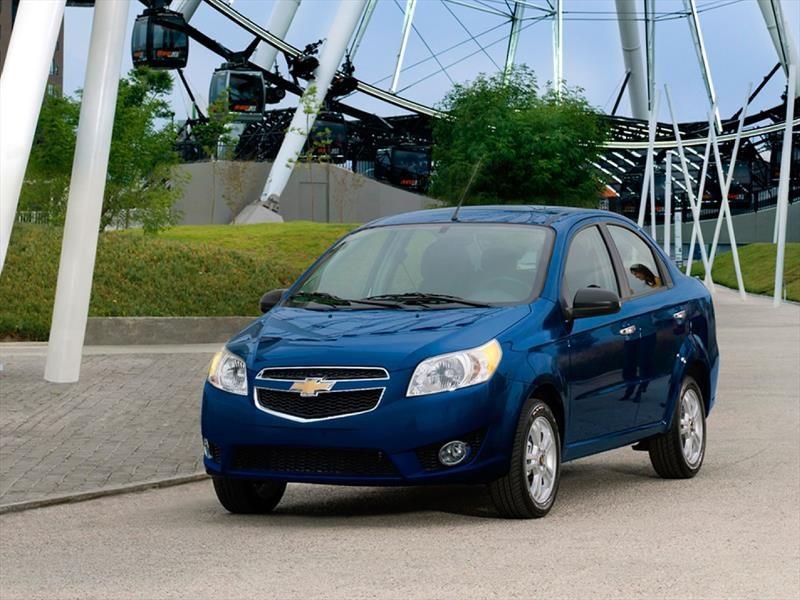 Chevrolet Aveo 2017 Llega A Mxico Desde 176800 Pesos Autocosmos