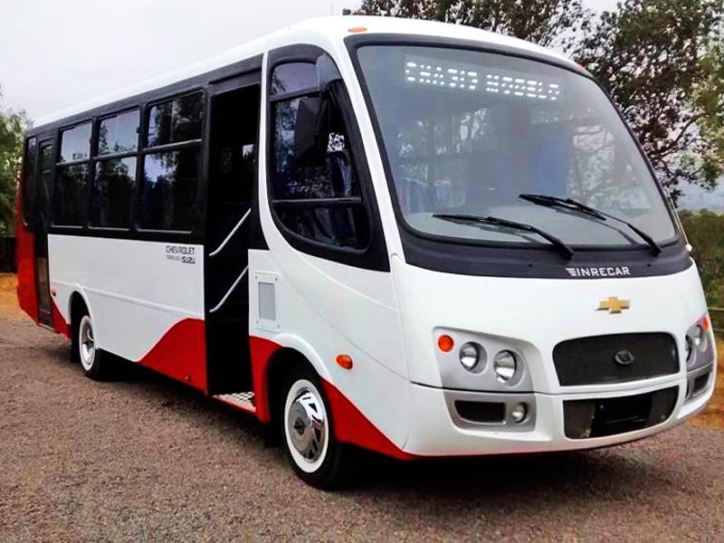 Chevrolet Chile ingresa al mercado de los buses con modelo ...