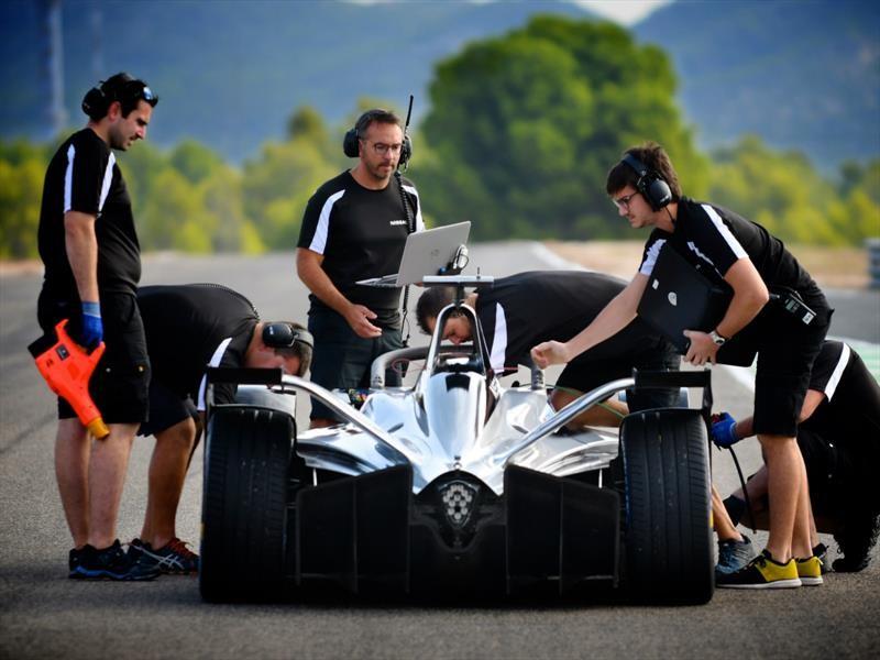 Nissan ingresa a la Fórmula E