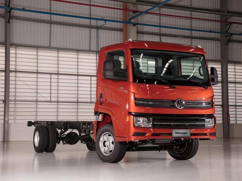 Volkswagen Delivery 2018, el renovado camión