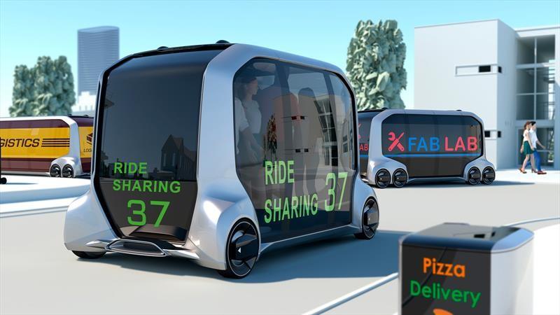 Mazda, Suzuki y Subaru se unen a la empresa de conducción autónoma de Toyota