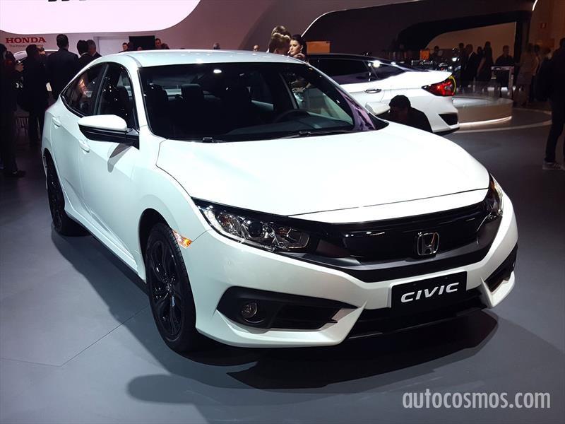 El nuevo Honda Civic se presenta en San Pablo y llega a la Argentina