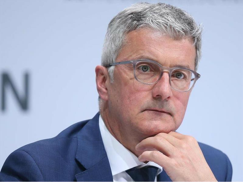 El diéselgate se cobra una nueva víctima: Rupert Stadler