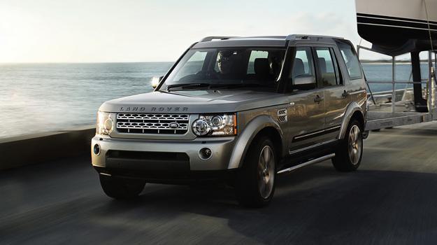 Land Rover LR4 y Range Rover 2012 obtienen nuevas mejoras