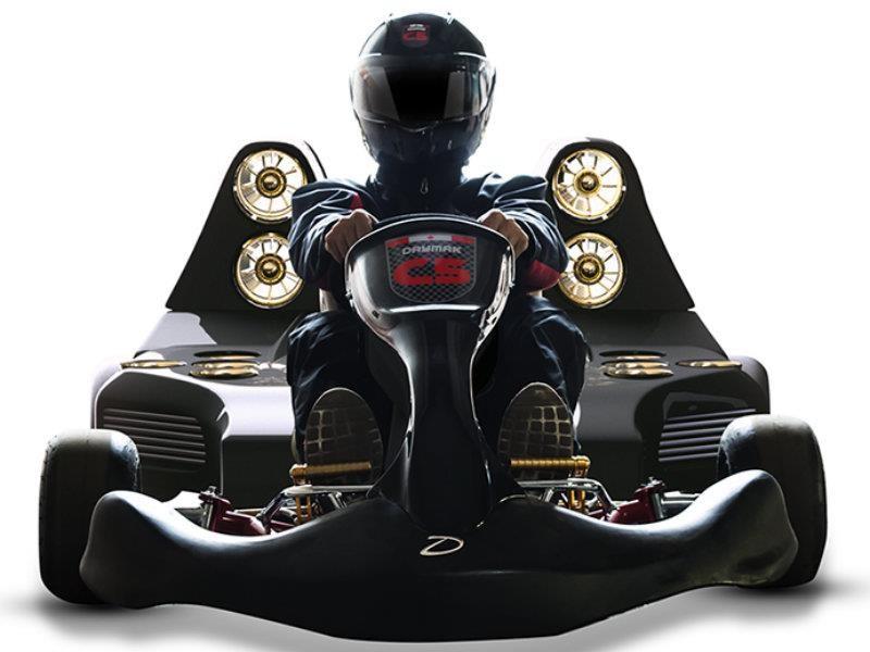 Video: Daymak C5 Blast, un karting bestial - Autocosmos.com
