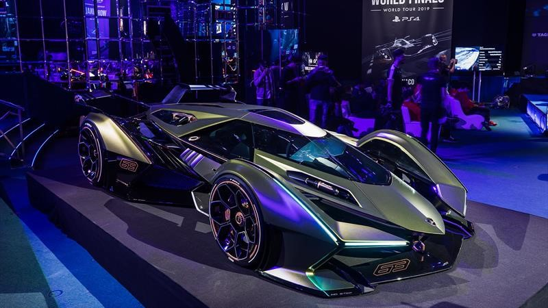 Lamborghini V12 Vision GT, por mucho es el mejor concepto de Gran Turismo