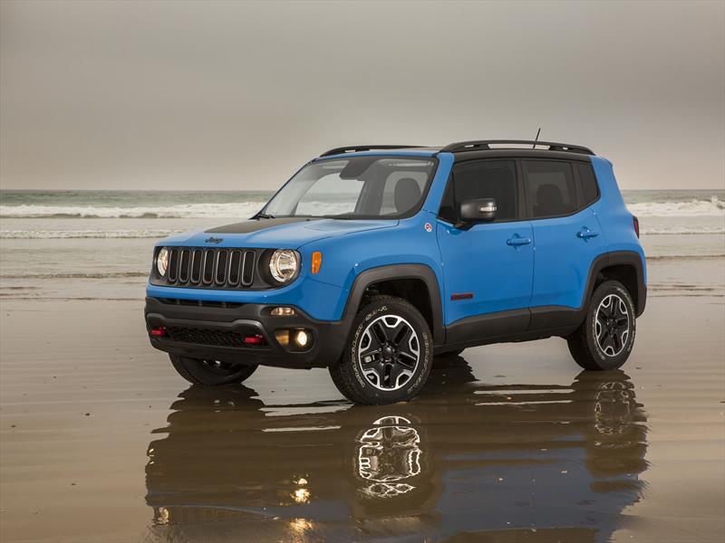 Jeep Renegade 2016 no sustituye al Compass ni al Patriot en México