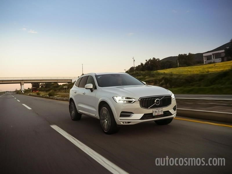 Manejamos la Volvo XC60 2018