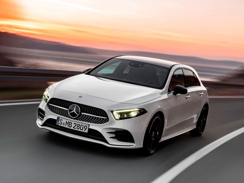 Mercedes Benz Clase A 2019 llega a México desde $600,000 pesos