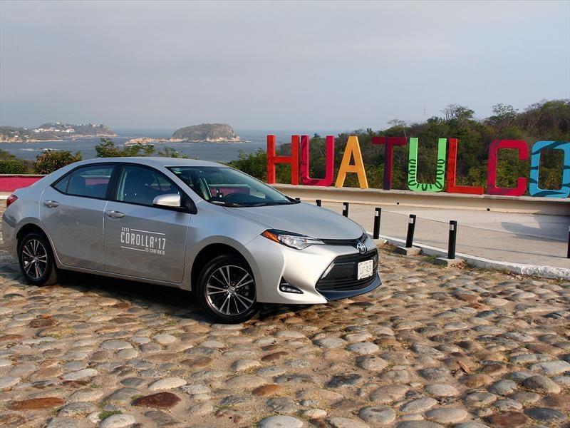 Toyota Corolla 2017, primer contacto