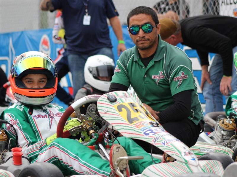 Montoya llega a Ferrari