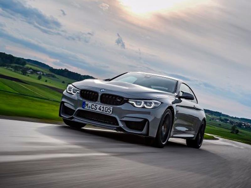 BMW M4 CS 2018 llega a México en $2,249,900 pesos