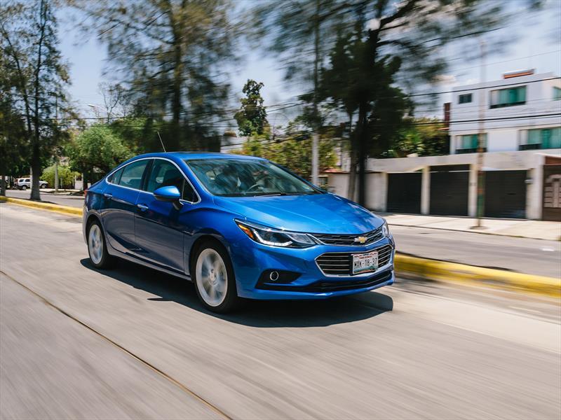 Chevrolet Cruze 2017 A Prueba Autocosmos