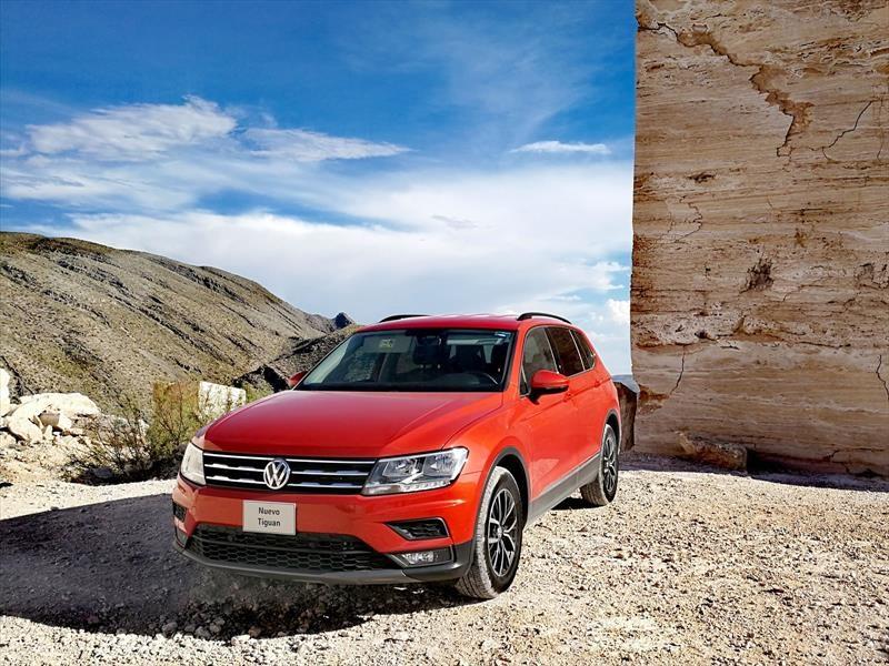 Volkswagen Tiguan 2018 debuta