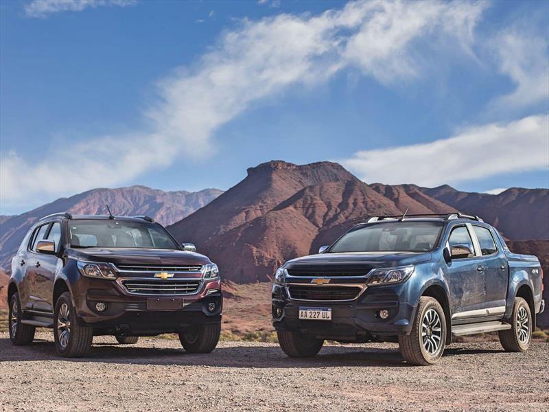 Chevrolet anuncia nuevas SUVs y pick-ups