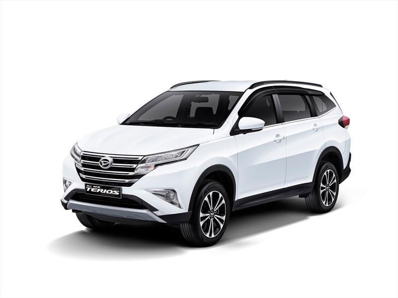 Daihatsu Terios 2018 El Pr 243 Ximo Toyota Rush Autocosmos Com