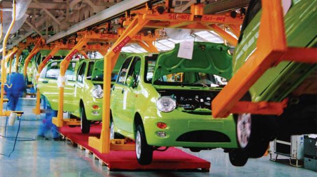 Chery Motors, la marca china que más autos vende