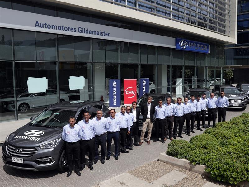 Hyundai es el Auto Oficial del Festival de Viña del Mar 2017