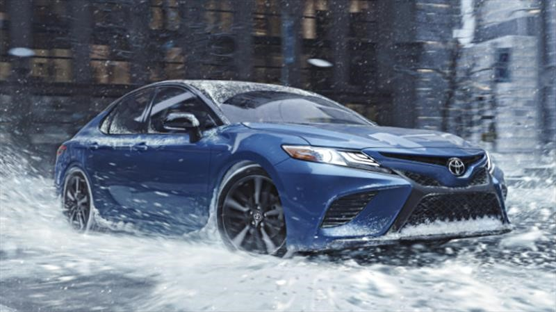 Toyota Camry y Avalon 2020 ahora están disponibles con All-Wheel Drive