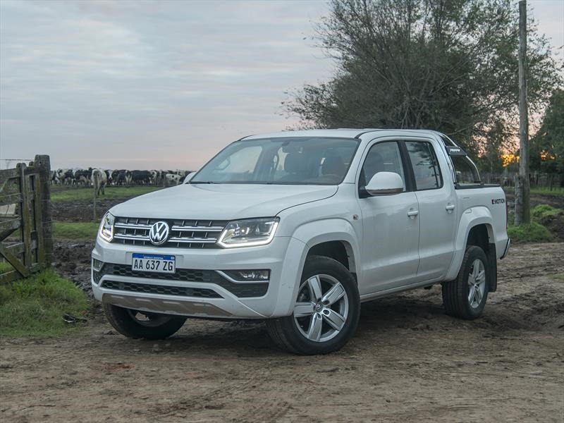 Volkswagen, presente en Expoagro 2018