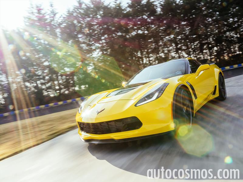 Chevrolet Corvette Z06 2015 a prueba