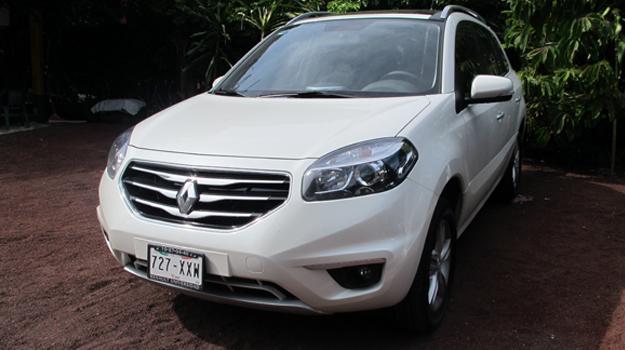 Renault Koleos 2012 primer contacto
