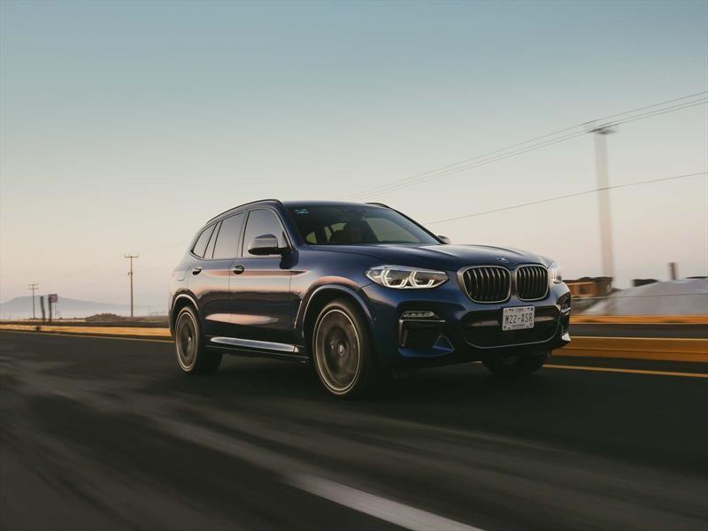 BMW X3 2018 a prueba
