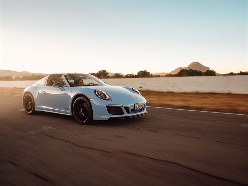 Porsche 911 Targa 4 GTS, el nueve-once perfecto