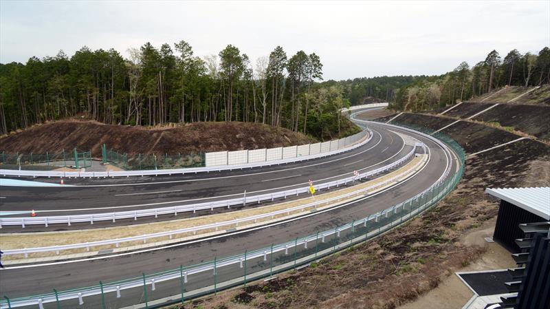 Toyota construye un mini Nürburgring en Japón